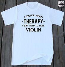 0194ba63 item 6 Violin T-shirt Funny Birthday Christmas Gift For Violinist Player  Music Teacher -Violin T-shirt Funny Birthday Christmas Gift For Violinist  Player ...