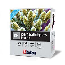 Red Sea Alkalinity Pro Reef Test Kit 75 Tests Marine Aquarium Water