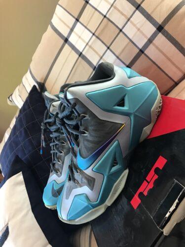 Talla 7 11 Blue Gamma Lebron nwtYqIxqS