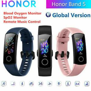 HONOR Band 5 Bluetooth 4.2 Smart Watch Waterproof Fitness Tracker Armband