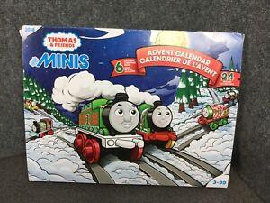 Fotos Cena Navidad Frinsa.Details About Thomas Friends Minis Advent Calendar Fisher Price Xmas Special Christmas M37d
