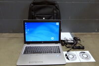 Ordi* PC Port* HP EliteBook 850 G3 T9X71EA Win 7 Win 10 Pro Chargeur D'origine
