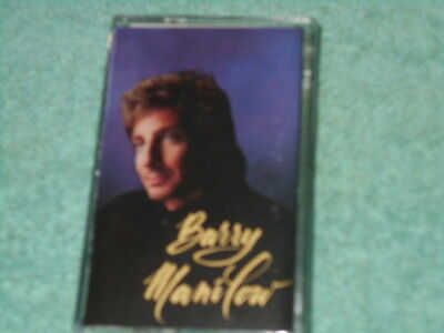 Barry Manilow - Barry Manilow 1989 Pop Cassette Like New Condition