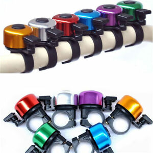 Bicycle-amp-Cycling-Handlebar-Bell-Metal-Horn-Ring-Safety-Sound-Alarm-For-Sport-Bike