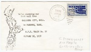 Parsons-Last-Mail-Mkt-Train-No-26-Oklahoma-Statehood-Atoms-USA-Letter-A1054