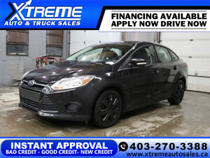 2013 Ford Focus SE * INSTANT APPROVAL* $59/BW!