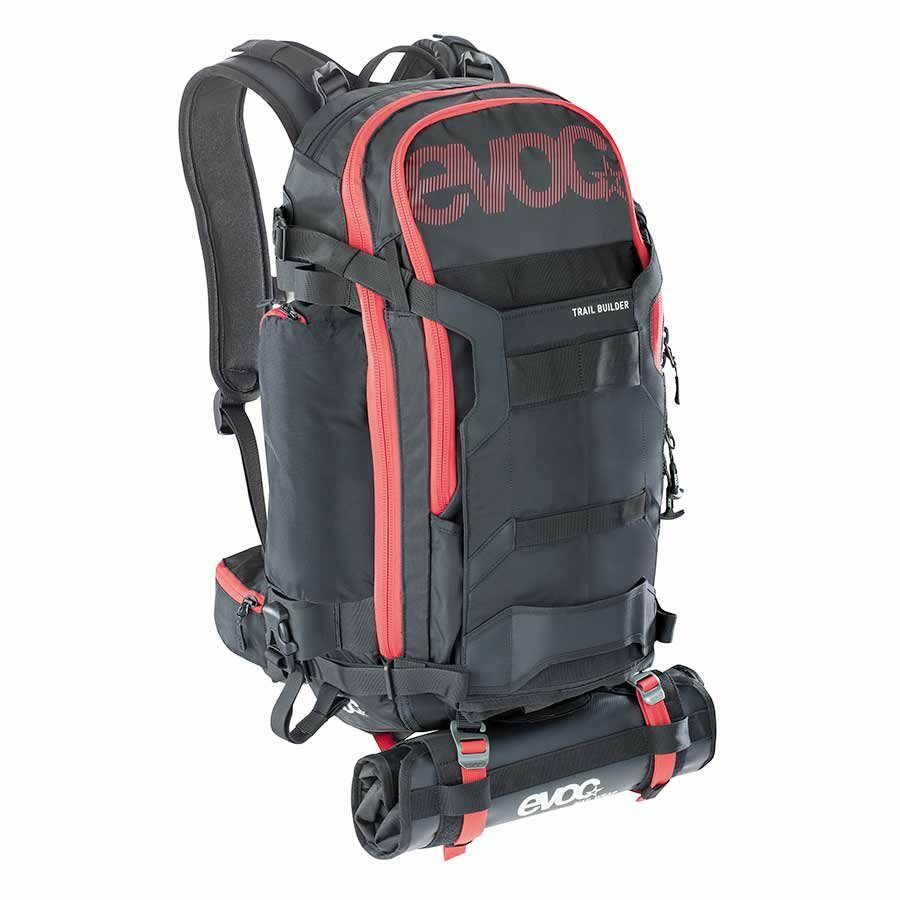 EVOC, Trail  Builder Technical Performance, Backpack, negro  se descuenta