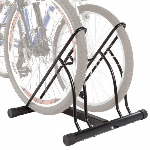 Apex BR-323 Indoor Bicycle Floor Stand Fits 2 Bikes