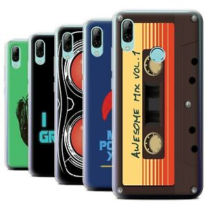 Gel-TPU-Case-for-Huawei-P-Smart-2019-Guardians-Comic-Inspired