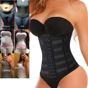 c1d625ab231 Long Torso Waist Trainer Corset Cincher Slim Body Shaper for Womens ...