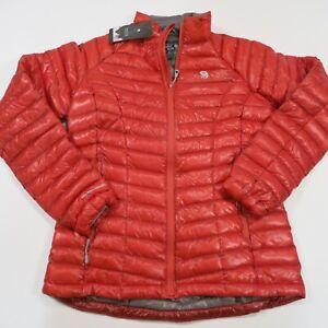 325-Women-039-s-Mountain-Hardwear-MetaTherm-EXS-Jacket-Size-Medium-Red-NWT