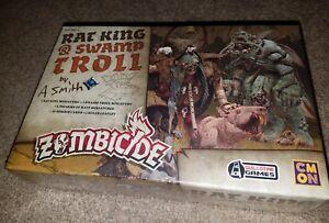 Zombicide-Green-Horde-Exclusive-Rat-King-amp-Swamp-Troll