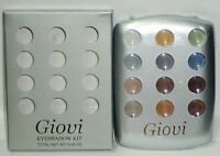 Giovi Eyeshadow Kit Get 12 Shades In Factory Box In Sealed Compact Item 1006-a