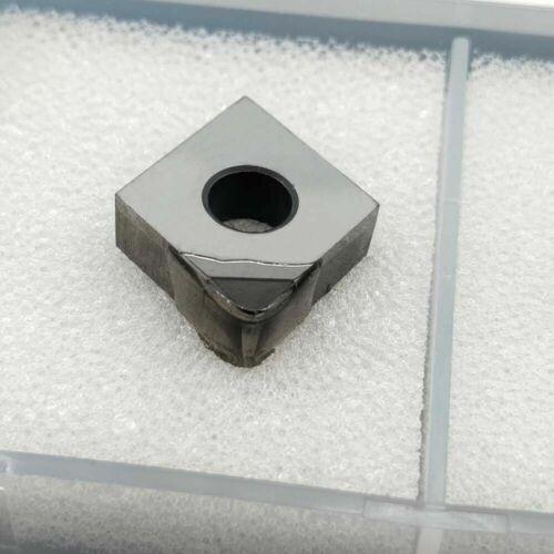 copper Polycrystalline diamond tools CNMG120408 PCD for Aluminum 2pcs CNMG