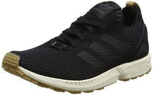 90fb1edb6 Image is loading Adidas-ZX-FLUX-PK-Primeknit-Originals-Trainers-Shoes-