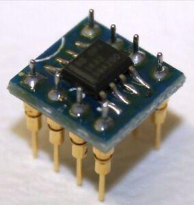 Details about 1 x OPA189 MUX-Friendly, Low-noise, Zero-Drift, RRO, CMOS  Precision Operational