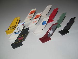 6239 choose color LEGO Construction Aileron Avion Plan Wing
