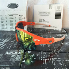 Sunglasses RADARLOCK-PATH#! OAKLEY9Polarized Asian Fit Orange/Fire  Iridium