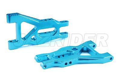 Jazrider Aluminum Rear Hub Carrier Knuckle Arms For Tamiya DT02//DT03 Chassis