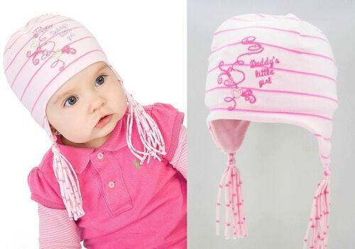 Cotton per Neonate cappello Autunno Taglia 0-24 mesi e 2-3 anni Legare Kids Girl