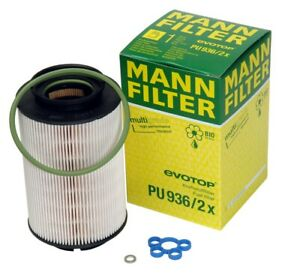 NEW Fuel Filter Mann PU 936/2 X for Volkswagen Jetta TDI Golf 2.0L | eBayeBay