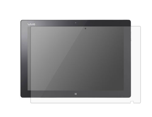 """Set of 2 Sony Vaio Canvas 12.3/"""" Touch Screen Protector High Clarity//Anti Glare"""