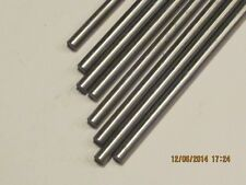 58 Stainless Steel Rod Bar Round 304 1 Pc 12 Long Free Shipping