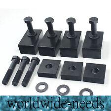 Black Delrin Rear Seat  Recline  Kit For 07-17 Jeep Wrangler JK  Free Shipping