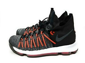 premium selection 89cb7 31c9e Image is loading Nike-Zoom-KD-9-Elite-Mens-Basketball-Shoes-