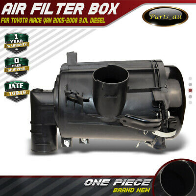 BORG /& BECK AIR FILTER FOR TOYOTA HIACE DIESEL 2.5 BOX 70KW