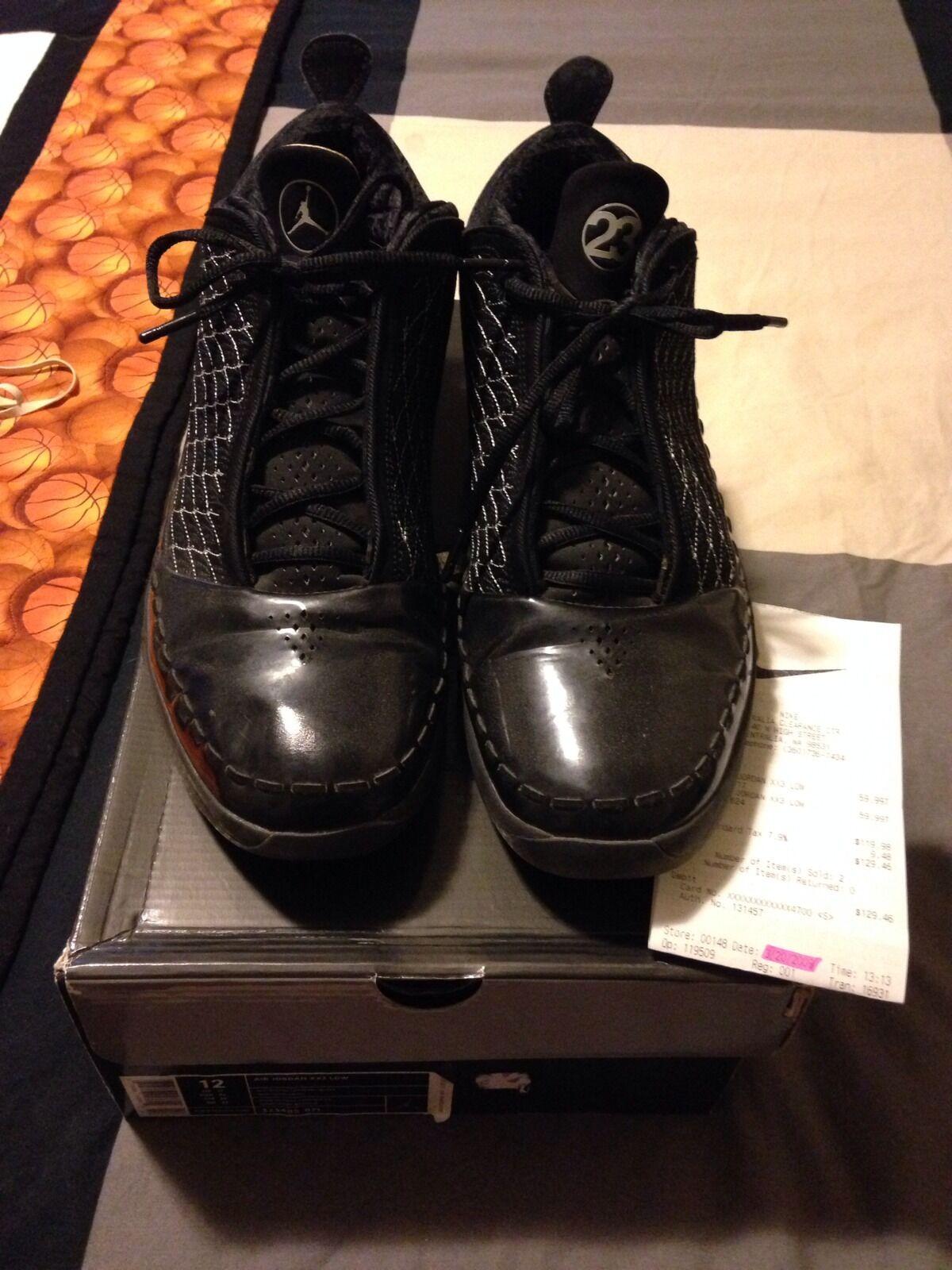 Nike Air Jordan Retro 23 Low Size 12 100% Authentic