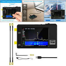 Portable Handheld Tiny Spectrum Analyzer 28 Inch Touchscreen With Two Inputs