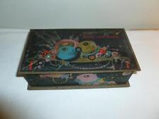 Art Nouveau Vintage Candy Tin New York-Paris Park & Tilford Tindeco Box