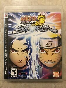 Naruto-Ultimate-Ninja-Storm-Sony-Playstation-3-PS3-Complete