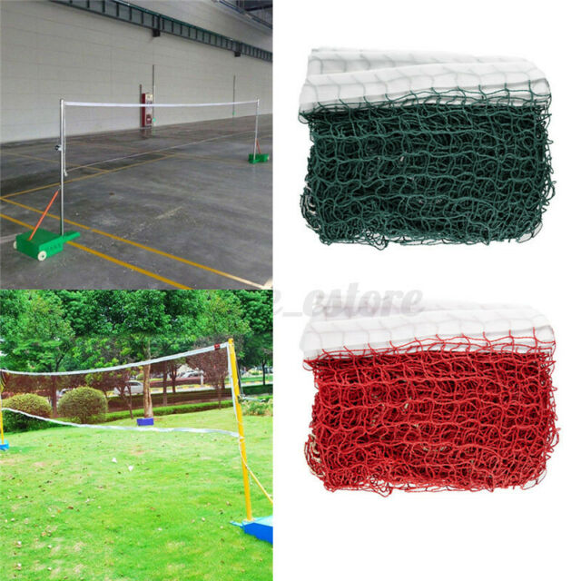 Badminton Volleyball Tennis Net Portable Standard Training Outdoor Sports WSUK