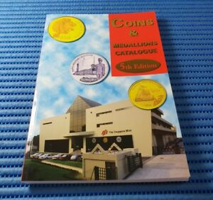 Singapore-Coins-amp-Medallion-Catalogue-5th-Edition-by-Singapore-Mint