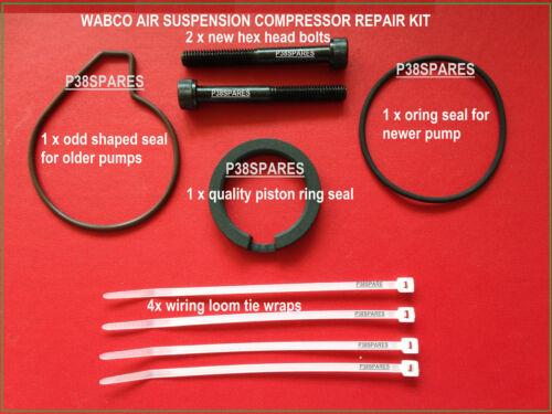 AUDI Q7 2005-2013 WABCO AIR SUSPENSION COMPRESSOR PUMP REPLACEMENT PISTON RING
