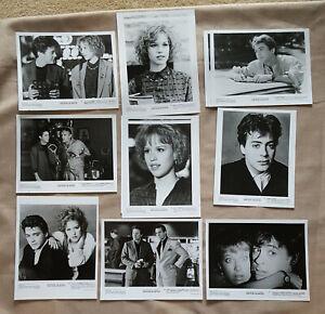 1987-The-Pick-Up-Artist-movie-lot-12-press-kit-8x10-B-amp-W-photos-Robert-Downey