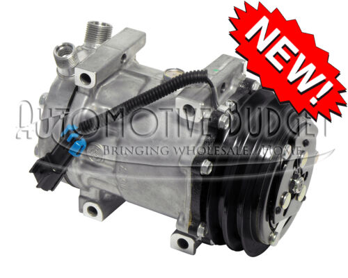 4699 4695 A//C Compressor w//Clutch for Sanden 4491 4752 NEW