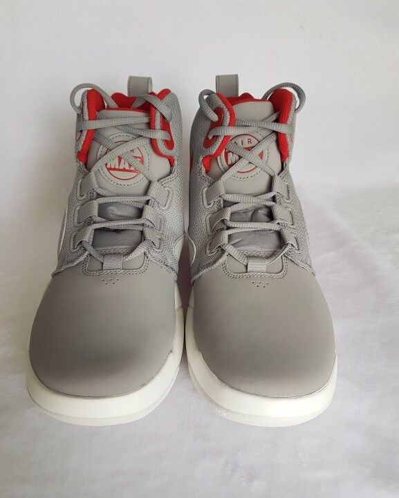 the latest 8dbe6 f7c00 ... Nike Air Conversion Men s Basketball Basketball Basketball Shoes  Sneaker Silver 861678-004 Size 8.5 7392bd ...