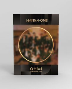 CD+BOOKLET+PHOTO CARD I PROMISE YOU WANNA ONE 2ND MINI ALBUM