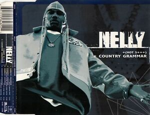 NELLY-HOT-S-COUNTRY-GRAMMER-CD
