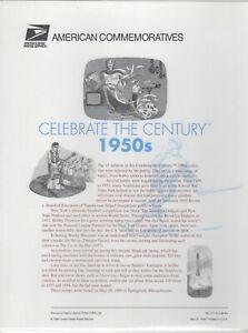 SSS-USPS-1999-Commemorative-Panel-571-Celebrate-the-Century-1950s-Sc-3187