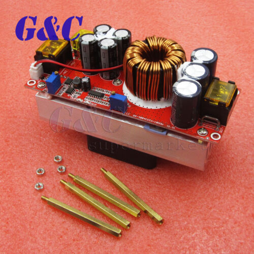 New 1800W 40A Current DC-DC Constant Voltage Constant Current Boost Power Modul