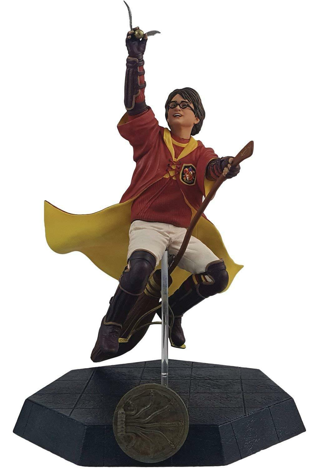 Harry Potter Quidditch Outfit Harry PX Pvc Figure Icon Heroes