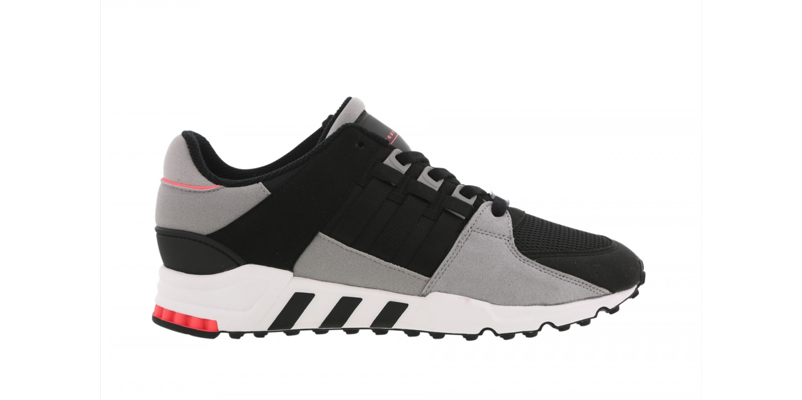 Mens ADIDAS EQT SUPPORT RF Black Trainers S76843