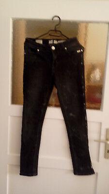 Pieszak Paulina High waisted & Skinny Fit Gr.26 schwarz neu Damenhose   eBay