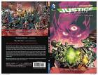 Justice League:  Volume 4 by Geoff Johns (Hardback, 2014)