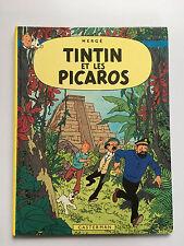 HERGE - TINTIN ET LES PICAROS ... EDITION ORIGINALE 1976