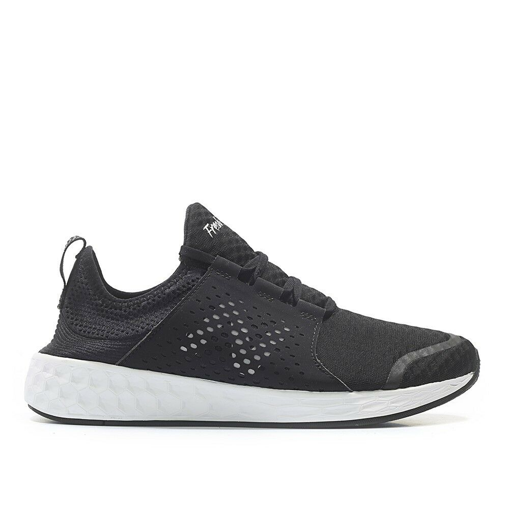 NEW BALANCE MCRUZBK CRUZ FRESH FOAM SHOE SHOES BLACK (PVP IN STORE